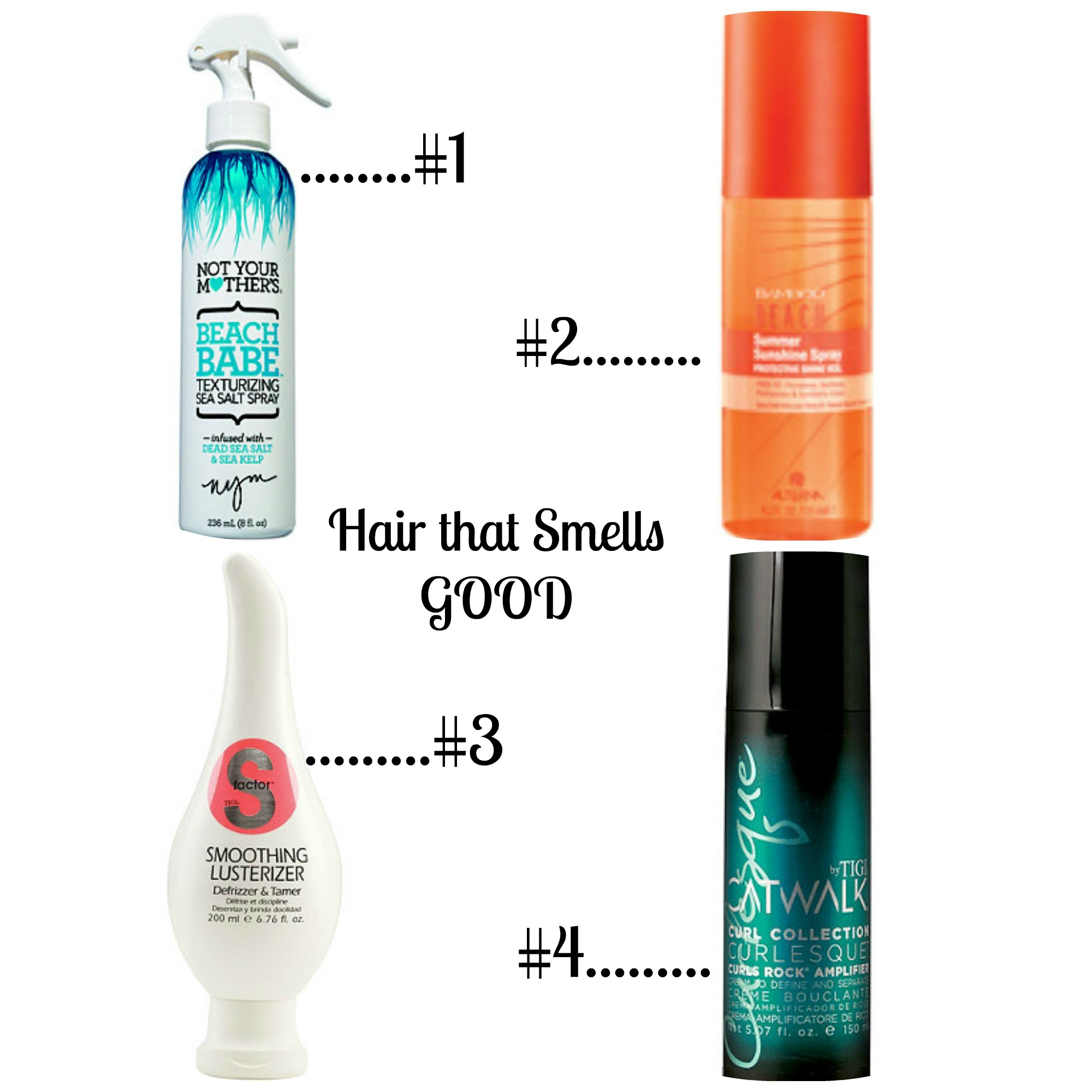 Products That Make Your Hair Smell Good