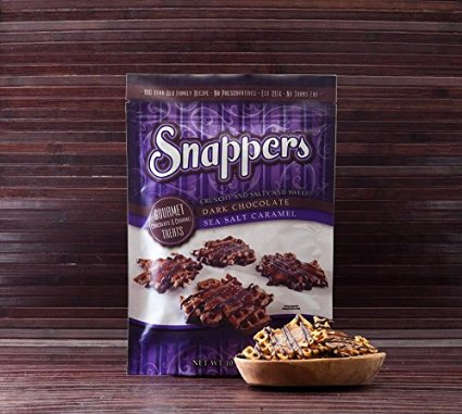 2 Snappers Salted Caramel Dark Chocolate Pretzels 51CF6X0iqlL SX425
