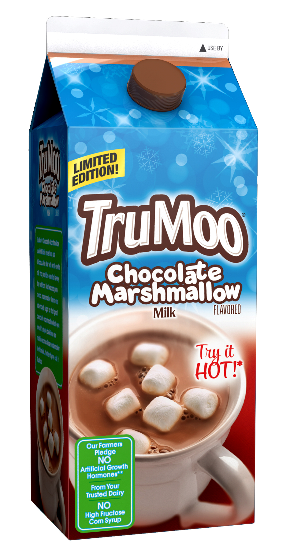 chocolate marshmallow milk
